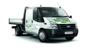 tree services vehicle